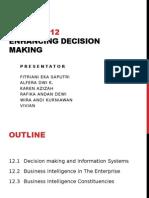 Chapter 12 Sistem Informasi Manajemen