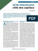 Dossier Loi Macron Un Cocktail de Mesures Pour La Rentabilite Des Capitaux