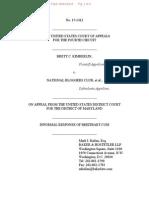 2015.06.01 Informal Appellate Response of Breitbart