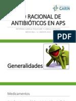 Uso Racional de Antibióticos en Aps