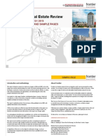 Real Estate Review Sample Page