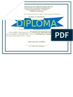 Diplomas s