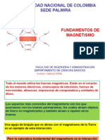 Fundamentos de Magnetismo 2015