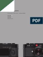 Leica M-System Brochure