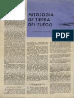 Mitologia de Tierra Del Fuego