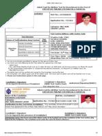 NMDC 2015_ Admit Card