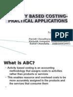 ABC Model for a University