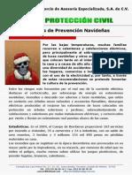 Recomedaciones de Seguridad Para Navidad