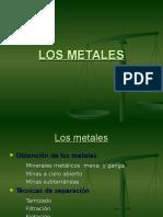 los metales.ppt