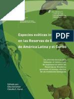 Especies Exoticas Invasoras de America Latina
