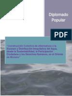 Diplomado Popular Agua