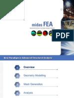 MIDAS FEA Mannual