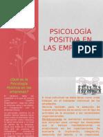 Psicologia Positiva en Las Empress