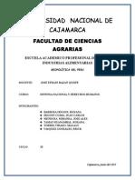 Geopolítica Del Peru