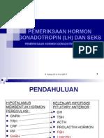 Pemeriksaan Hormon Gonadotropin (Lh) Dan Seks
