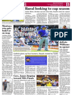 may 26, 2015 sports front