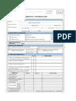 23.-Informe Verificación Administrativa - Conformidad de Obras