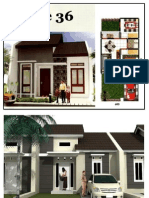 Gambar Rumah Type 36