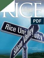 Rice Magazine Spring 2005