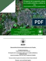 Impacto de La Expansion Urbana Al Medio Ambiente y Calidad de Vida