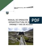 Caratula - Manual de Operacion