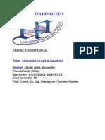 Universitatea Din Piteşti- Cicerone