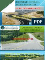 Clase 01 Diseño Vial 2014-II Ucss 27-09-2014