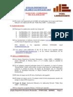 Juegos Deportivos Nacionales Escolares 2015 - Etapa UGEL LAMBAYEQUE.pdf