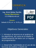 Introduccion Informatica I