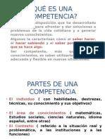 Diapositivas Sobre Las Competencias