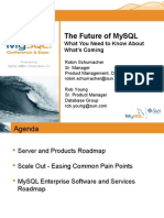 The Future of MySQL  What You Need to Know About What's Coming Presentation