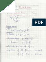 Chapitre 6 Analyse Vectorielle