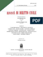 GAETANO PETRELLI- L'Autenticita Del Titolo Della Trascrizione Nell'Evoluzione Storica e Nel Diritto Comparato
