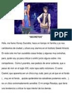 Secretos -Armin x Alexis