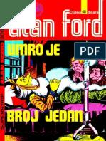 Alan Ford 184 - Umro je Broj Jedan.pdf