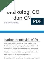 CO,CN