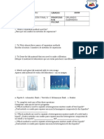 Examen Química 6 Final Segundo Bimestre 2015