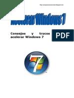Acelerar Windows 7
