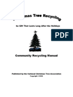 (218804993) 35264781 Christmas Tree Recycling Manual