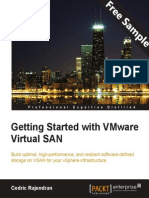 Getting Started with VMware Virtual SAN - Sample Chapter
