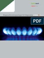 Biogasaufbereitungsanlagen