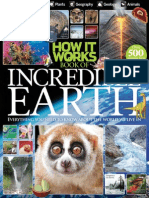 How It Works Book of Incredible Earth - 2014 UK