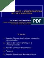 Clínica y Neurobiología de La Esquizofrenia