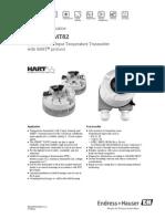 Universal Temperature Transmitter e&H