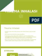 Trauma Inhalasi