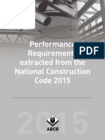 NCC2015 Performance Requirements