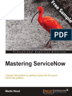 Mastering ServiceNow - Sample Chapter