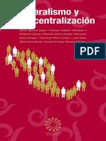 Federalismo y descentralización en México