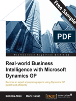 Real-world Business Intelligence with Microsoft Dynamics GP - Sample Chapter