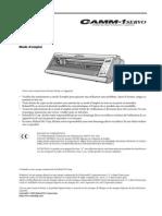 Products GX 24 Manuals Manual GX 24 Fr